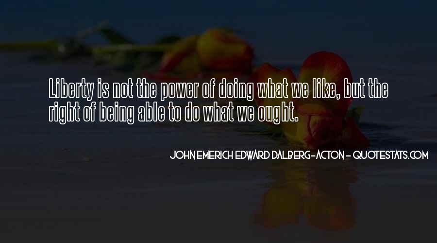 Acton's Quotes #516165
