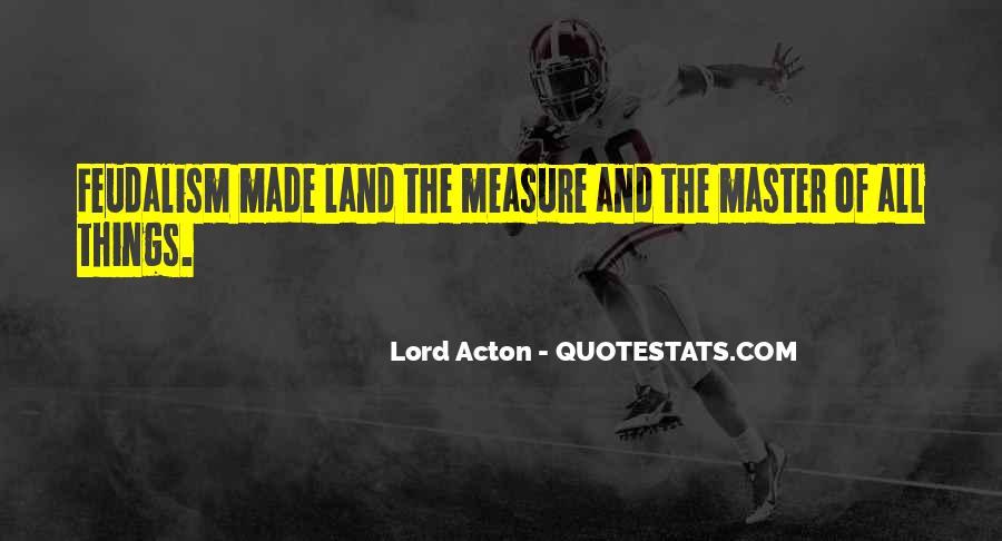 Acton's Quotes #700690