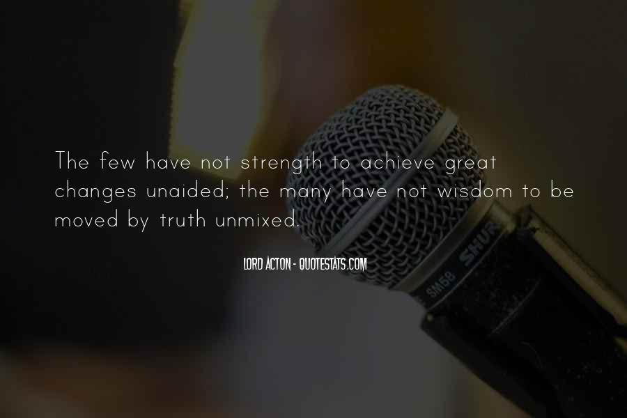 Acton's Quotes #733015