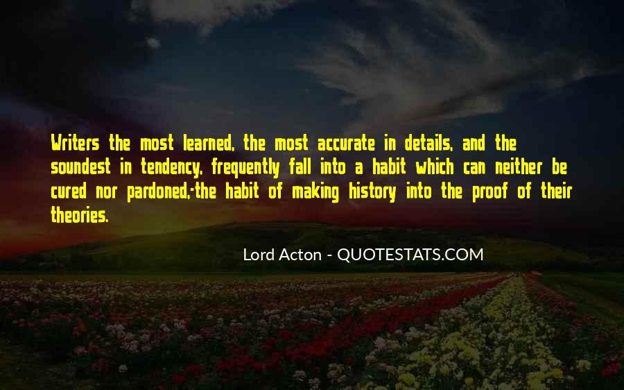 Acton's Quotes #745510