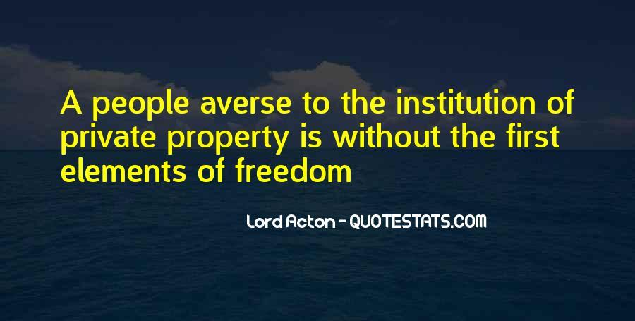 Acton's Quotes #746988