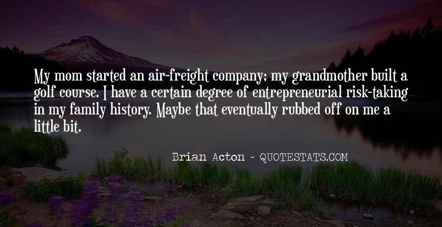 Acton's Quotes #769135