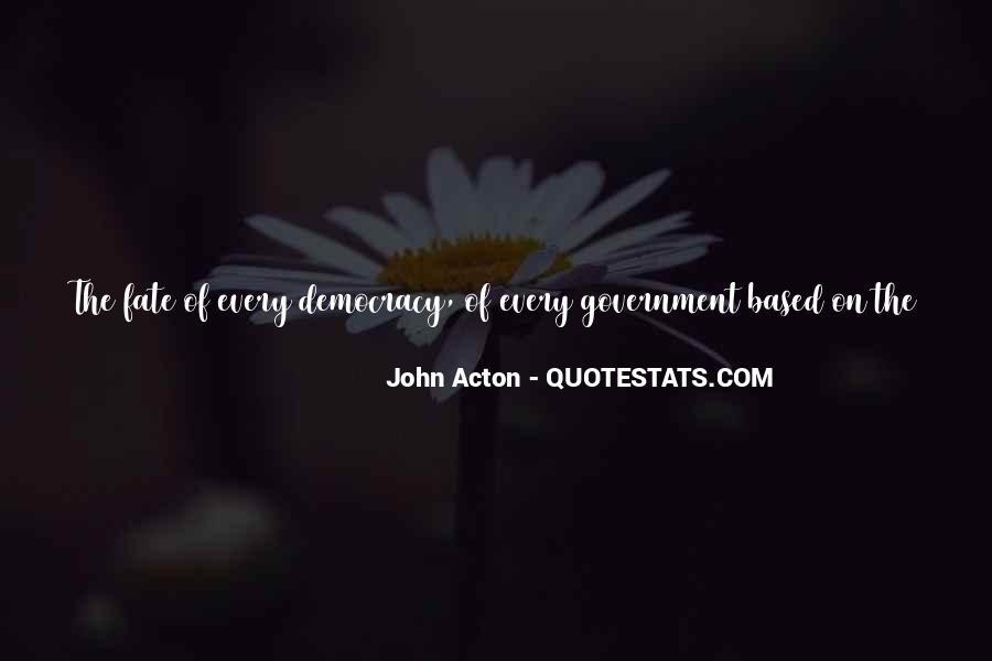 Acton's Quotes #784823