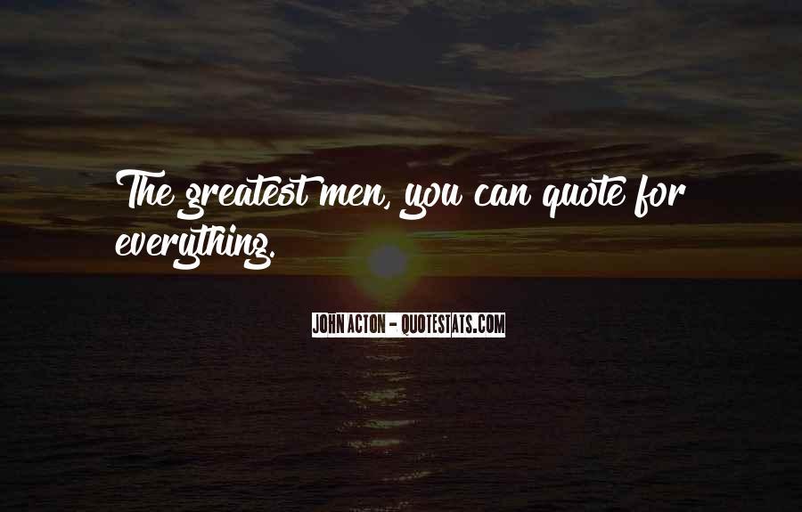 Acton's Quotes #842057