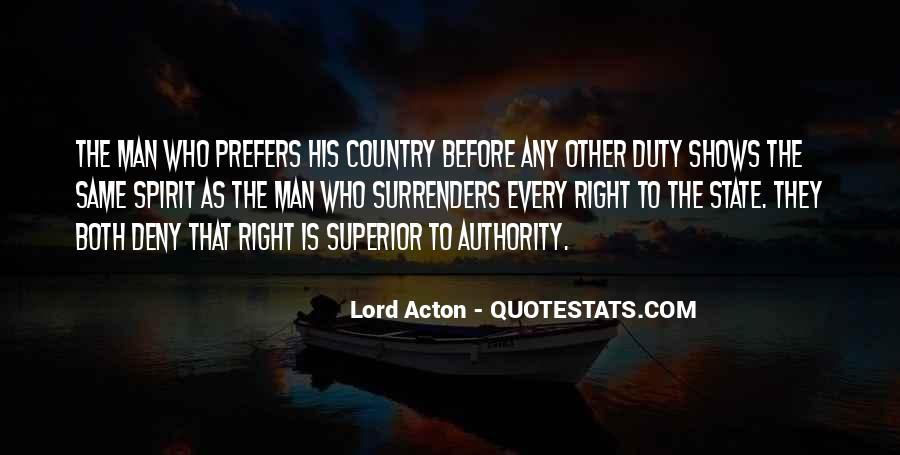 Acton's Quotes #893907