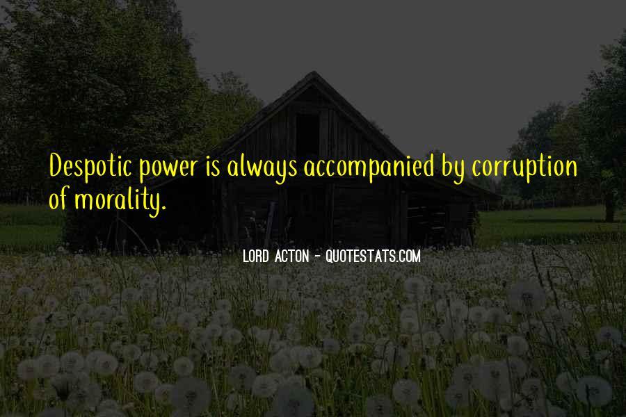 Acton's Quotes #986070