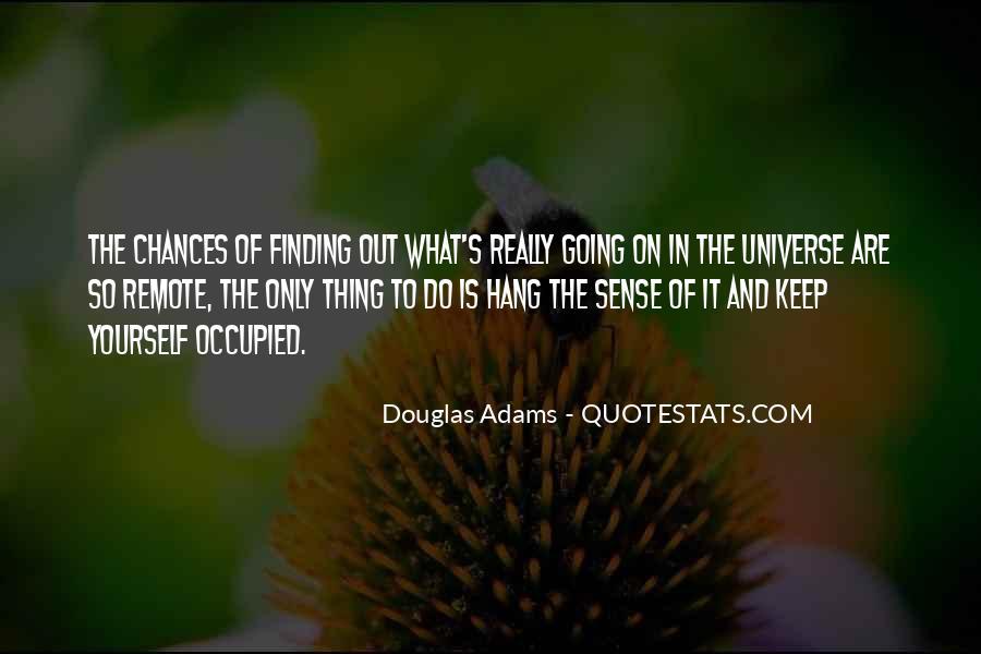 Adams's Quotes #124403