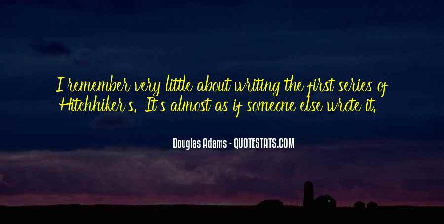 Adams's Quotes #135630