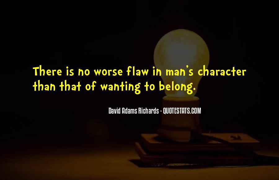 Adams's Quotes #13848