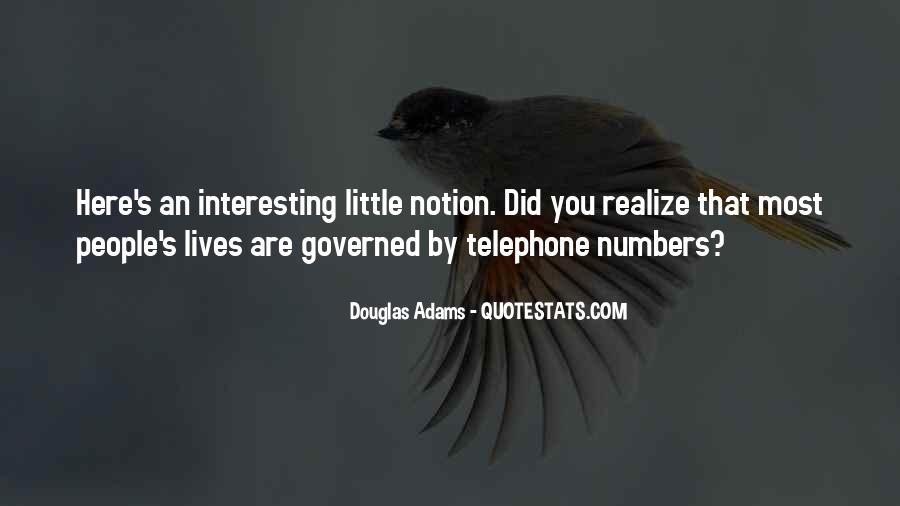 Adams's Quotes #149261