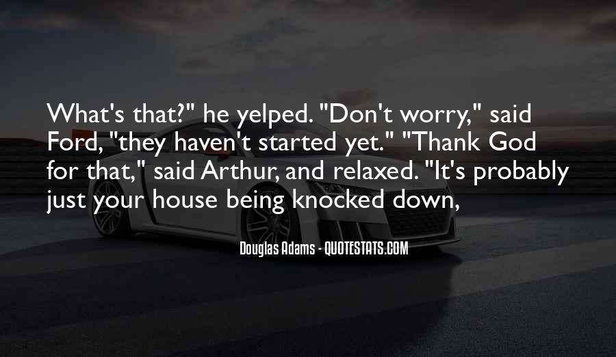 Adams's Quotes #151949