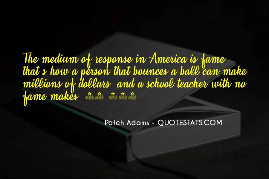 Adams's Quotes #171318