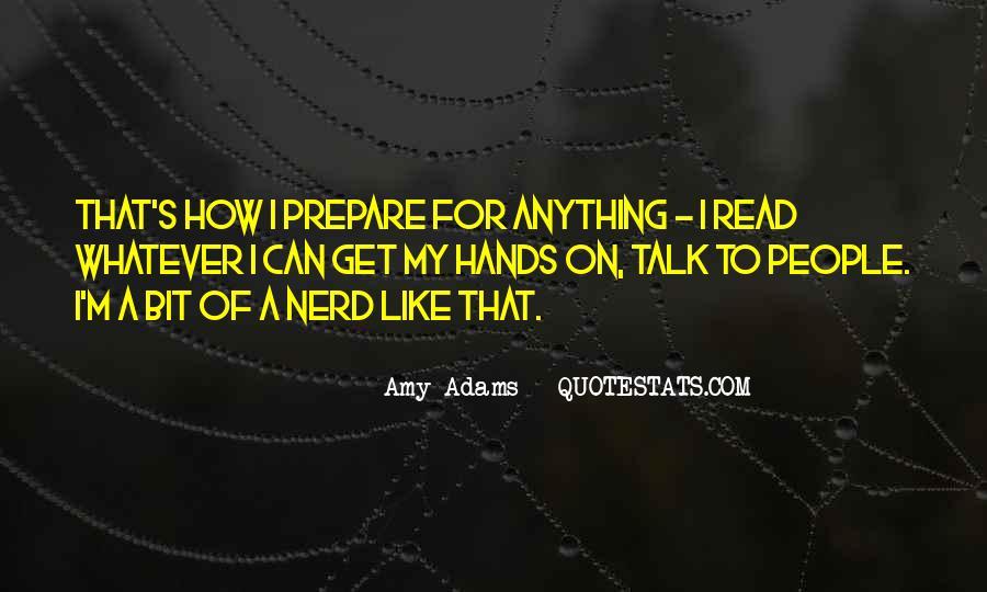 Adams's Quotes #215522