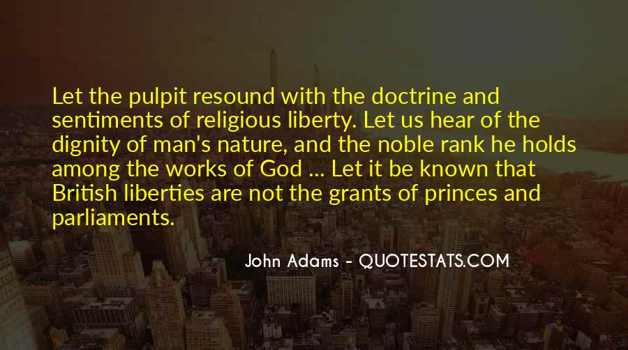 Adams's Quotes #234676