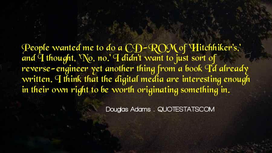 Adams's Quotes #32896