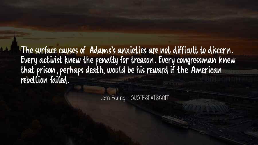 Adams's Quotes #40651