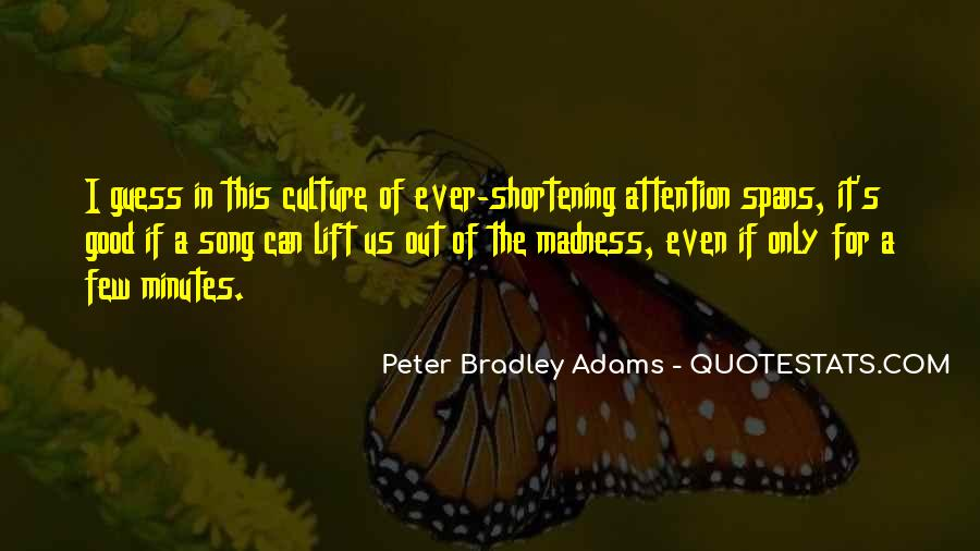 Adams's Quotes #53384