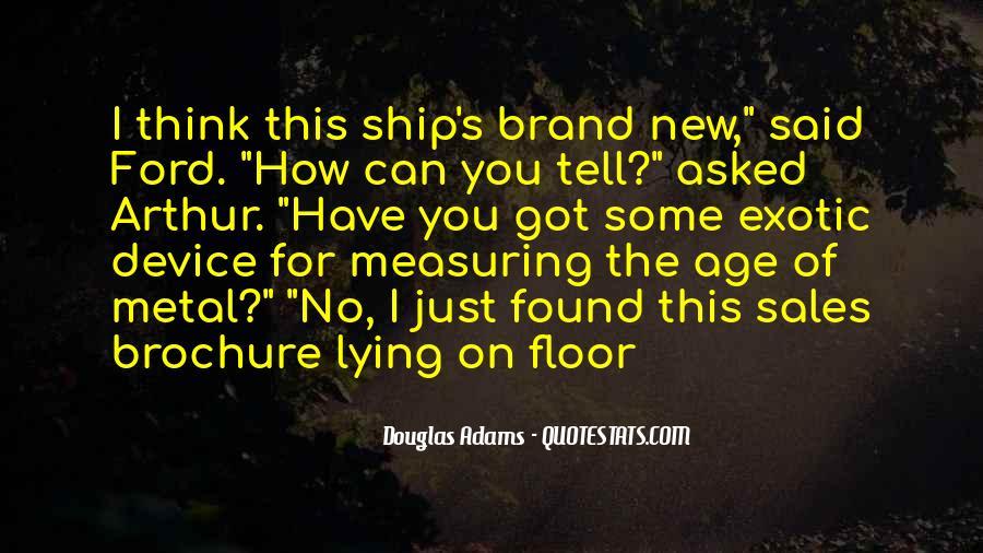 Adams's Quotes #54658