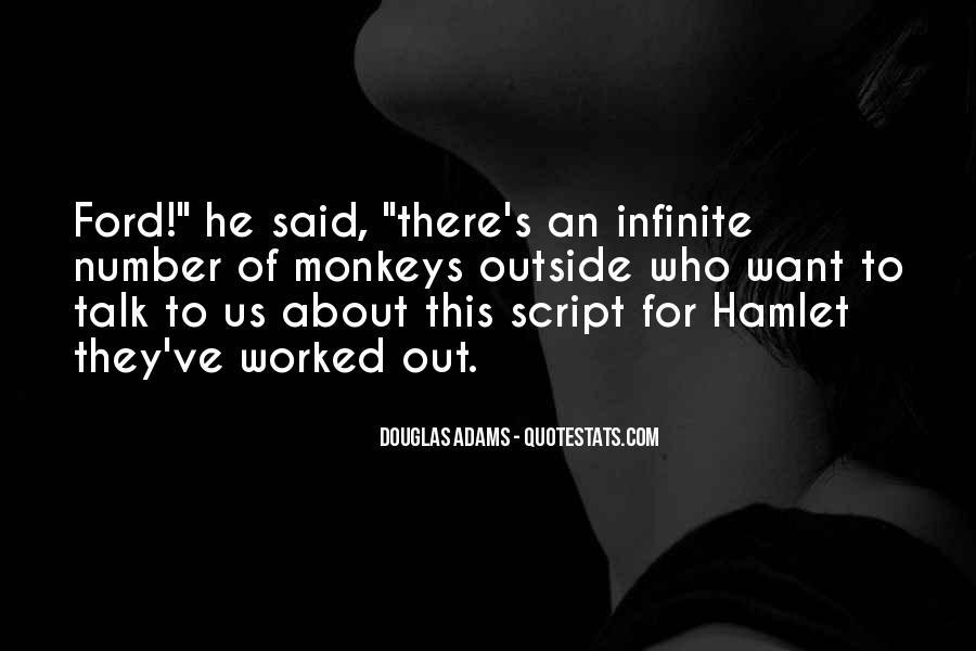 Adams's Quotes #79351