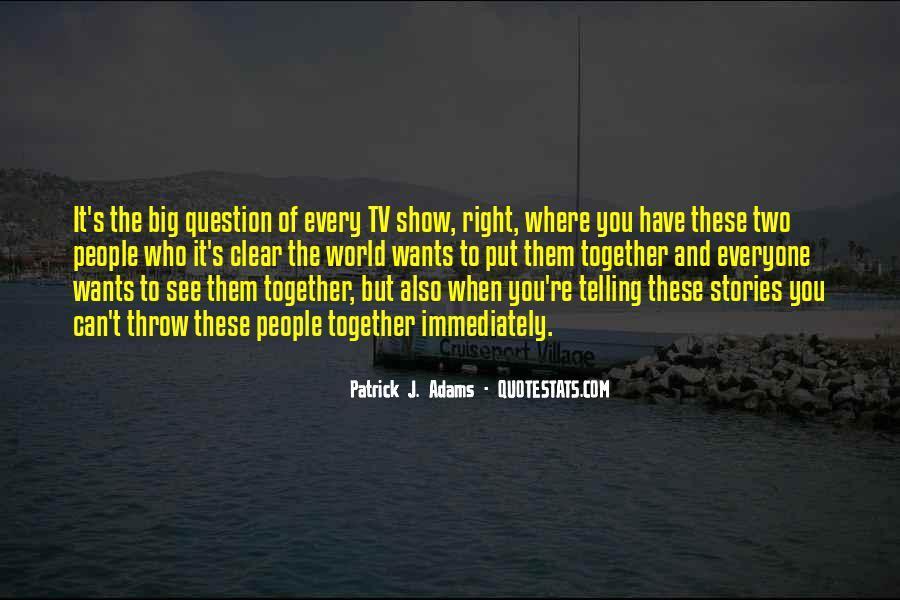 Adams's Quotes #81658