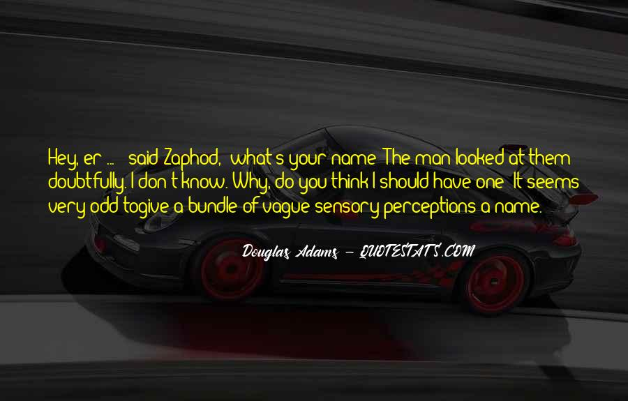 Adams's Quotes #9396