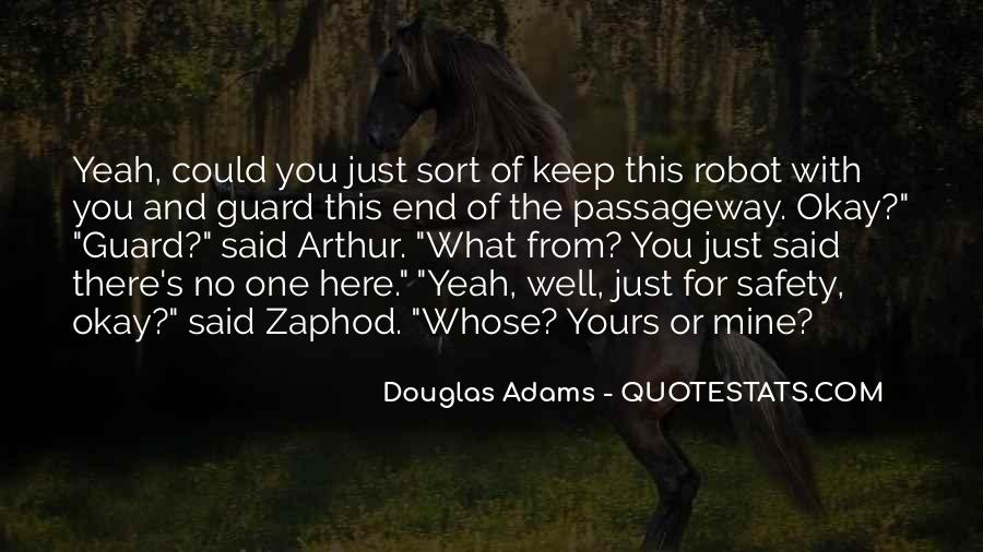 Adams's Quotes #95887