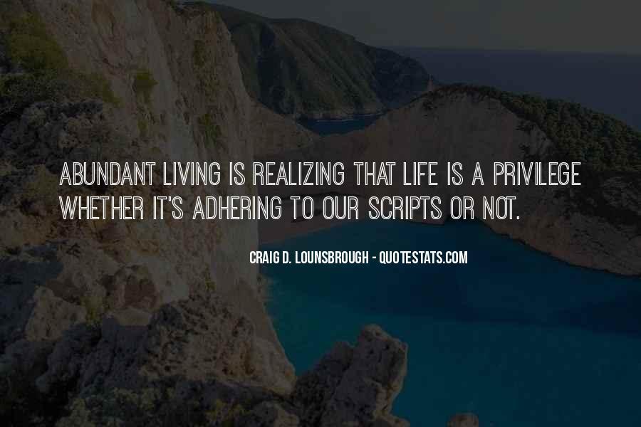 Adhering Quotes #1144986