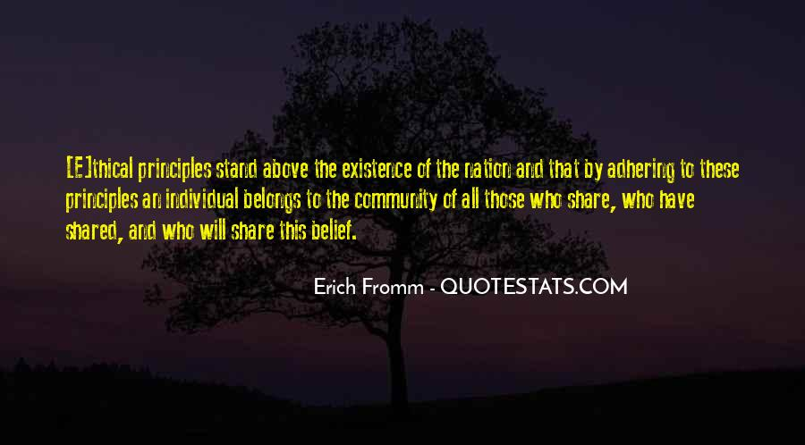 Adhering Quotes #1196417