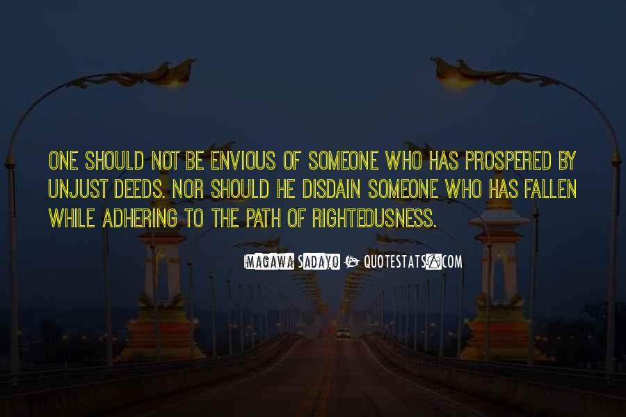 Adhering Quotes #1241133