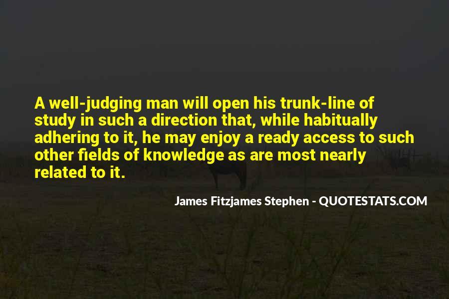 Adhering Quotes #1256101