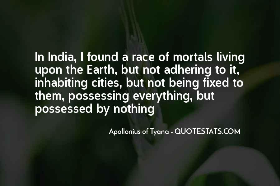 Adhering Quotes #1604226