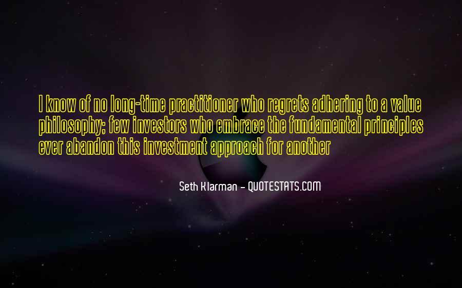 Adhering Quotes #1721461