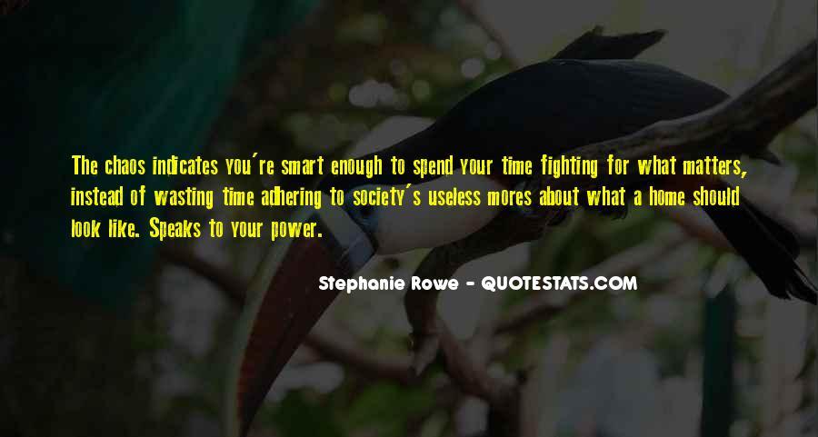 Adhering Quotes #409095