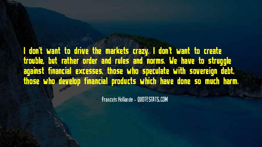 Quotes About Sovereign Debt #1126459
