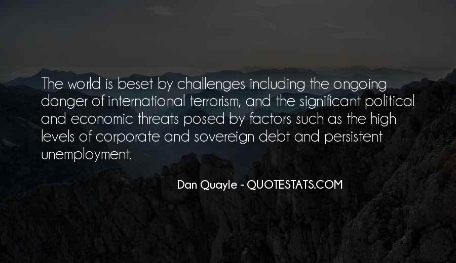 Quotes About Sovereign Debt #64200