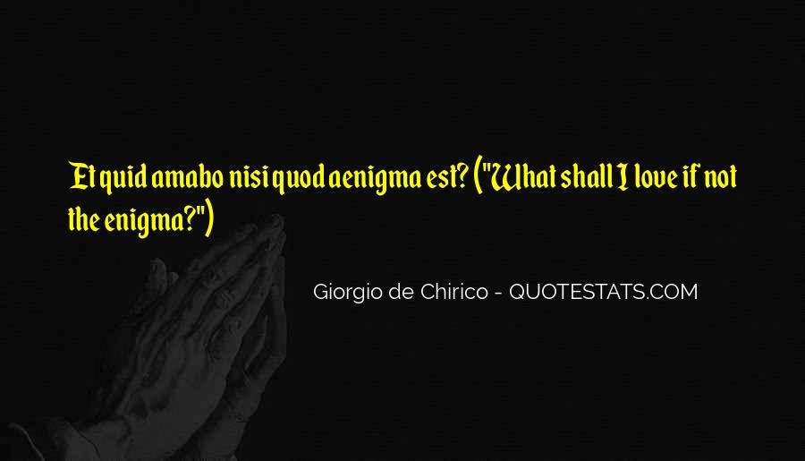 Aenigma Quotes #209032