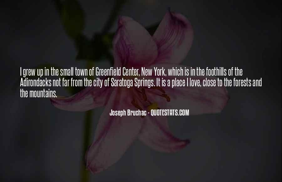 Quotes About Springs #17123