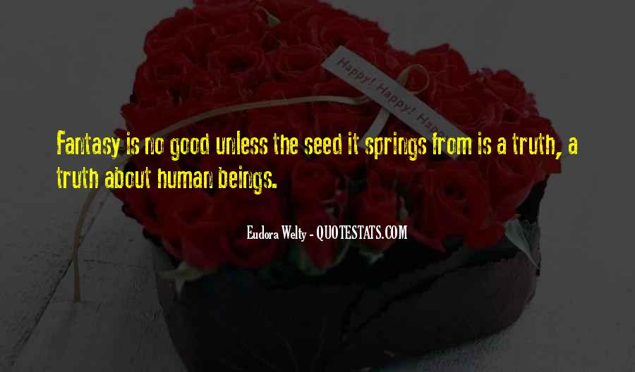 Quotes About Springs #58036