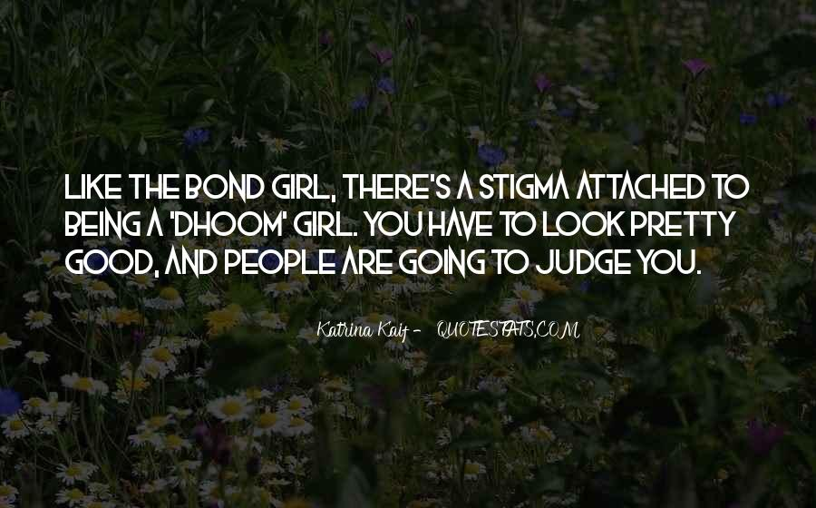 Quotes About Being Good Girl #1165204