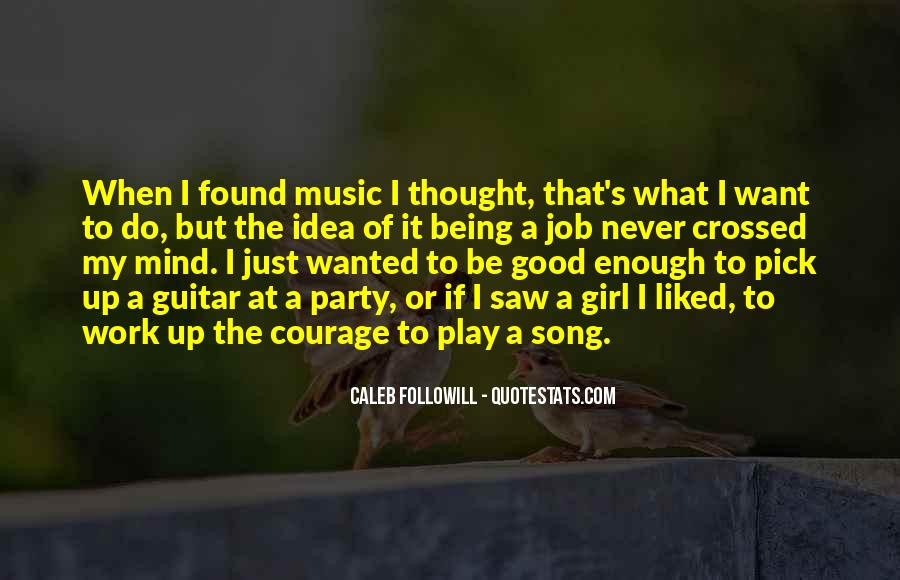 Quotes About Being Good Girl #1408049