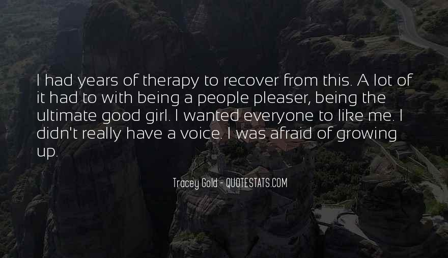 Quotes About Being Good Girl #1519992