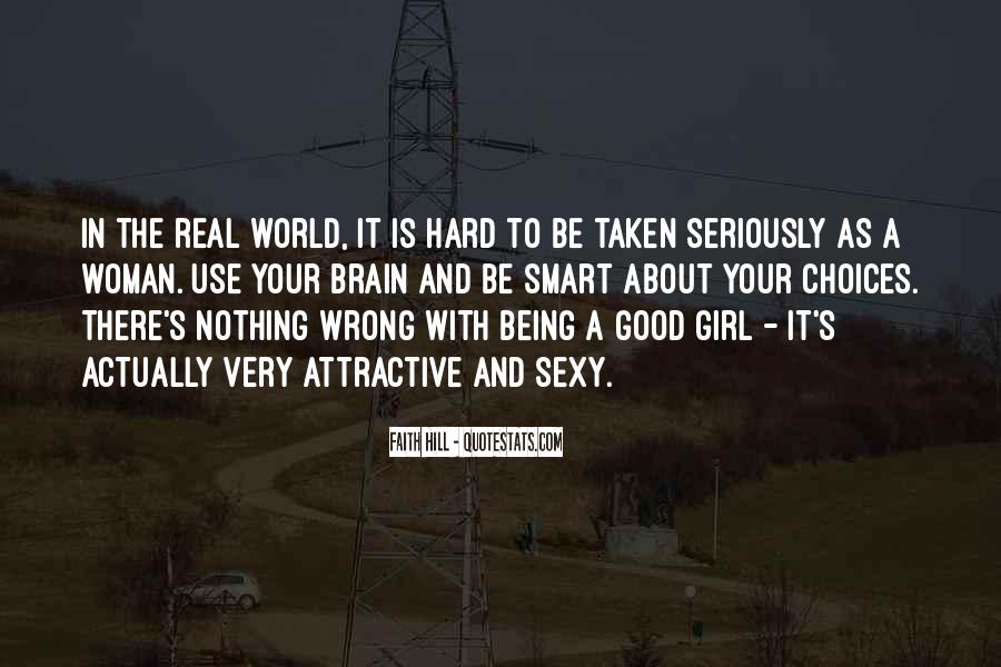 Quotes About Being Good Girl #1664110