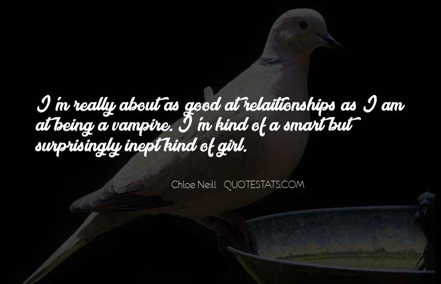 Quotes About Being Good Girl #1844932