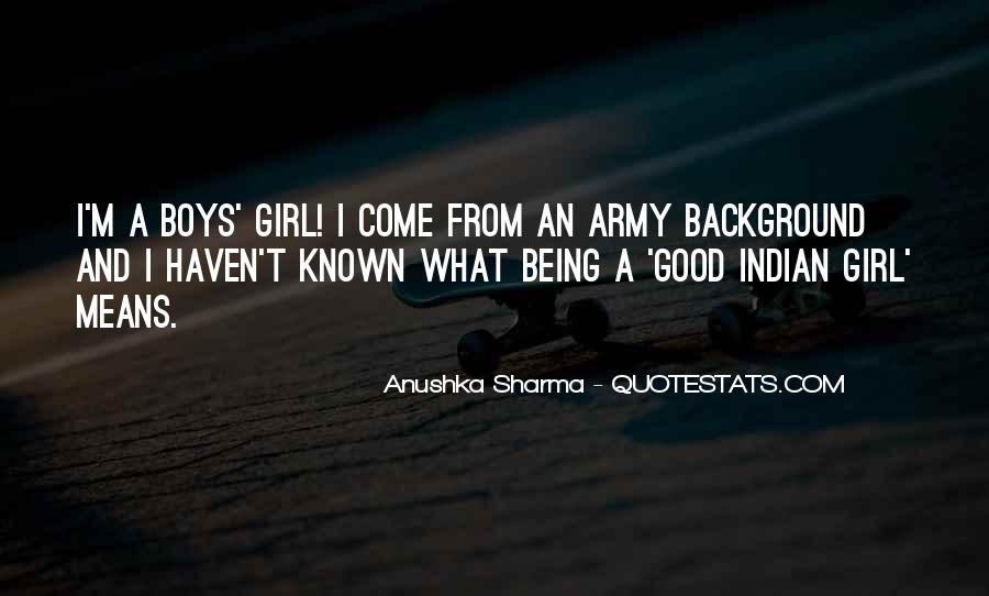 Quotes About Being Good Girl #606848