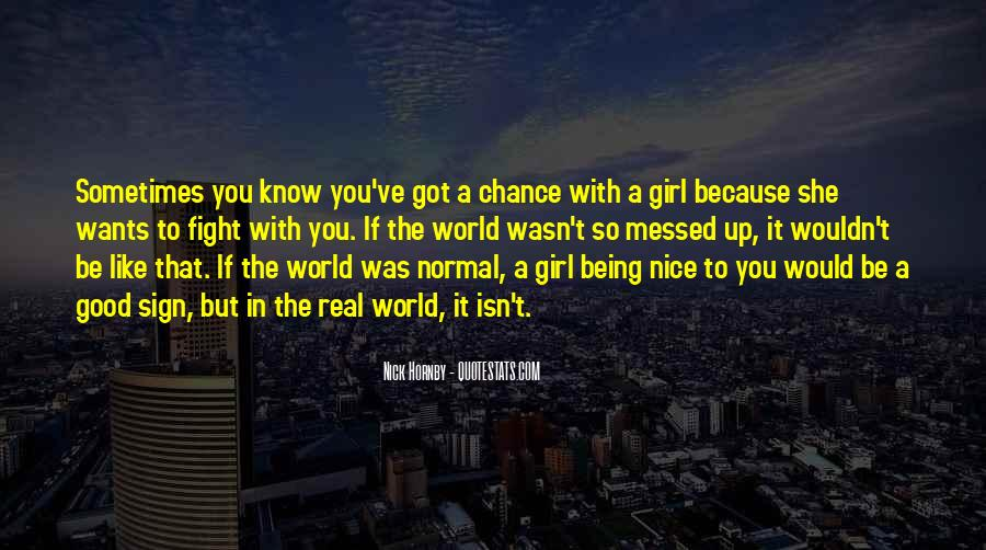 Quotes About Being Good Girl #942377