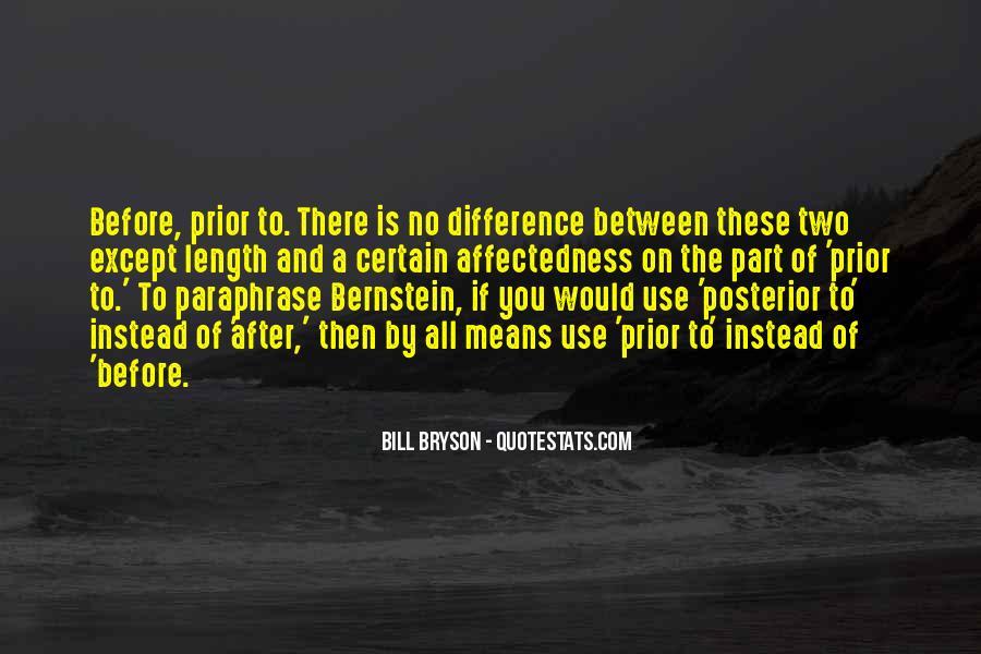 Affectedness Quotes #372952