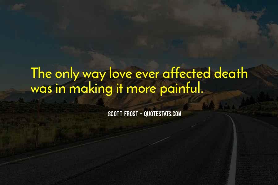 Affectedness Quotes #992870