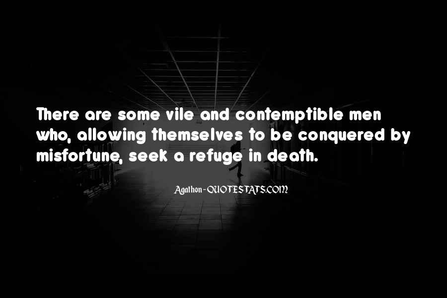 Agathon's Quotes #1205999