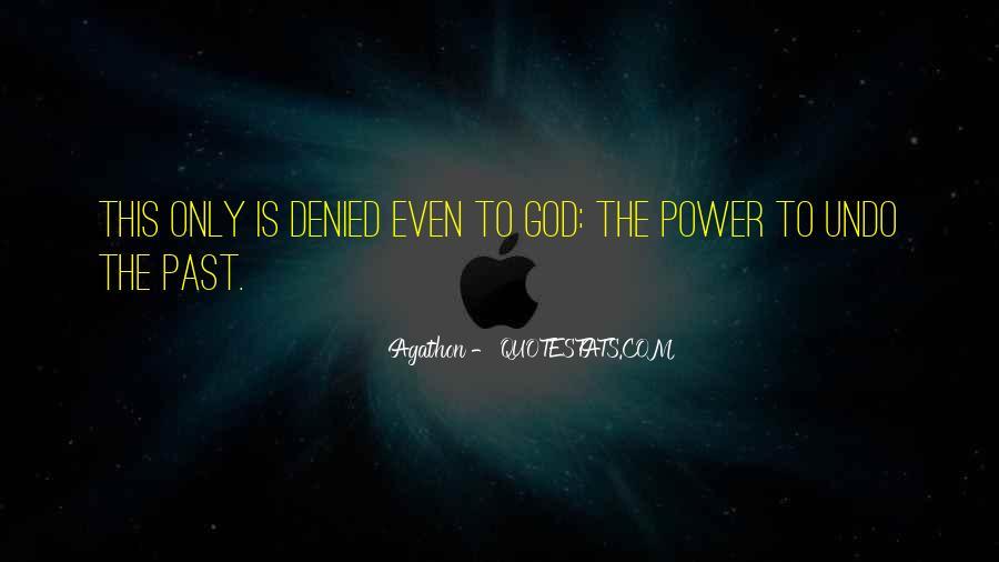 Agathon's Quotes #201128