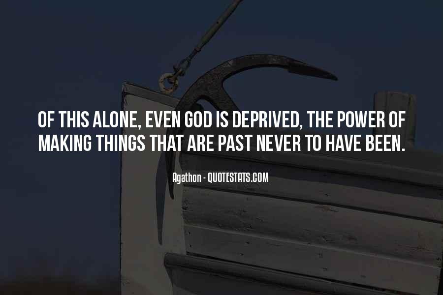 Agathon's Quotes #292493